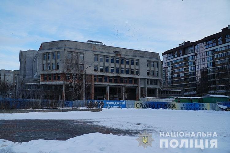 Стало відомо, чому в Тернополі горіла недобудована бібліотека (ФОТО), фото-2