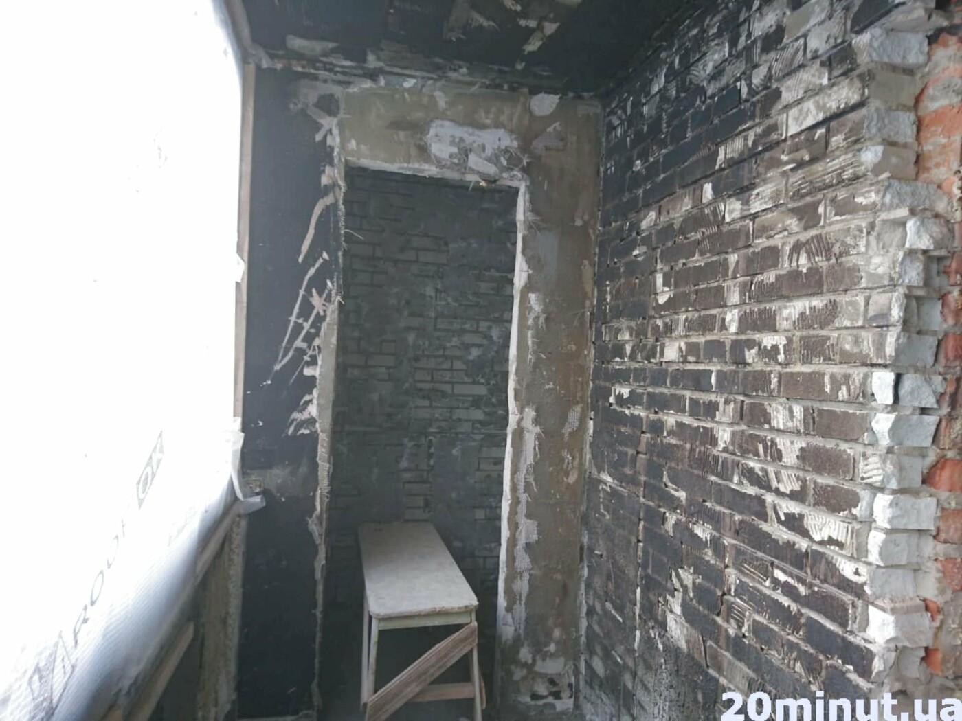 """""""Донька боїться бути сама"""": сім'я тернополян вчиться жити наново після страшної пожежі (Фото), фото-10"""