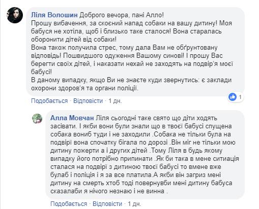 """""""Він міг не тільки мою дитину пожерти, але й інших"""": на Тернопільщині собака напав на хлопчика, фото-2"""