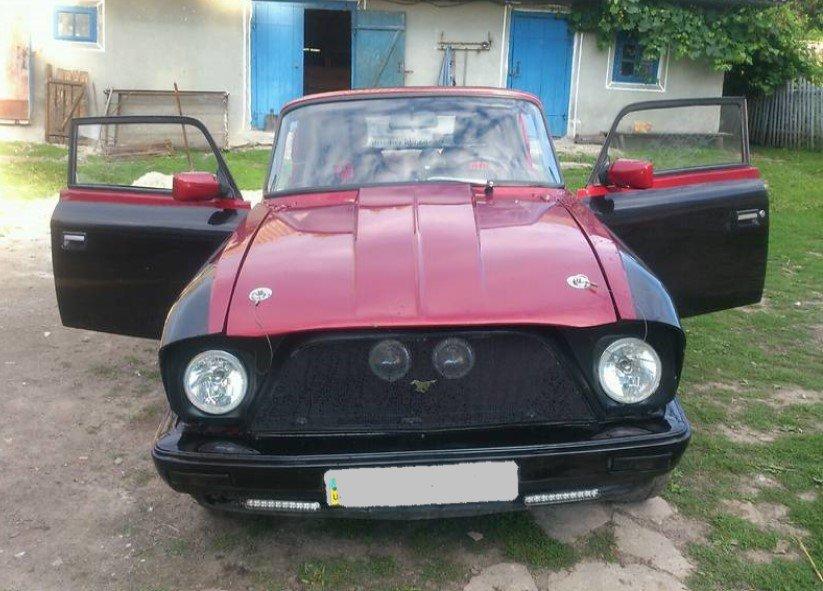 На Тернопільщині створили потужний диво-автомобіль (ФОТО), фото-1