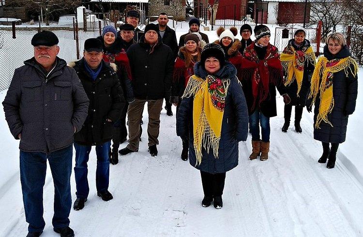 На Тернопільщині колядники навідалися до колишніх в'язнів ГУЛАГу (ФОТО), фото-1