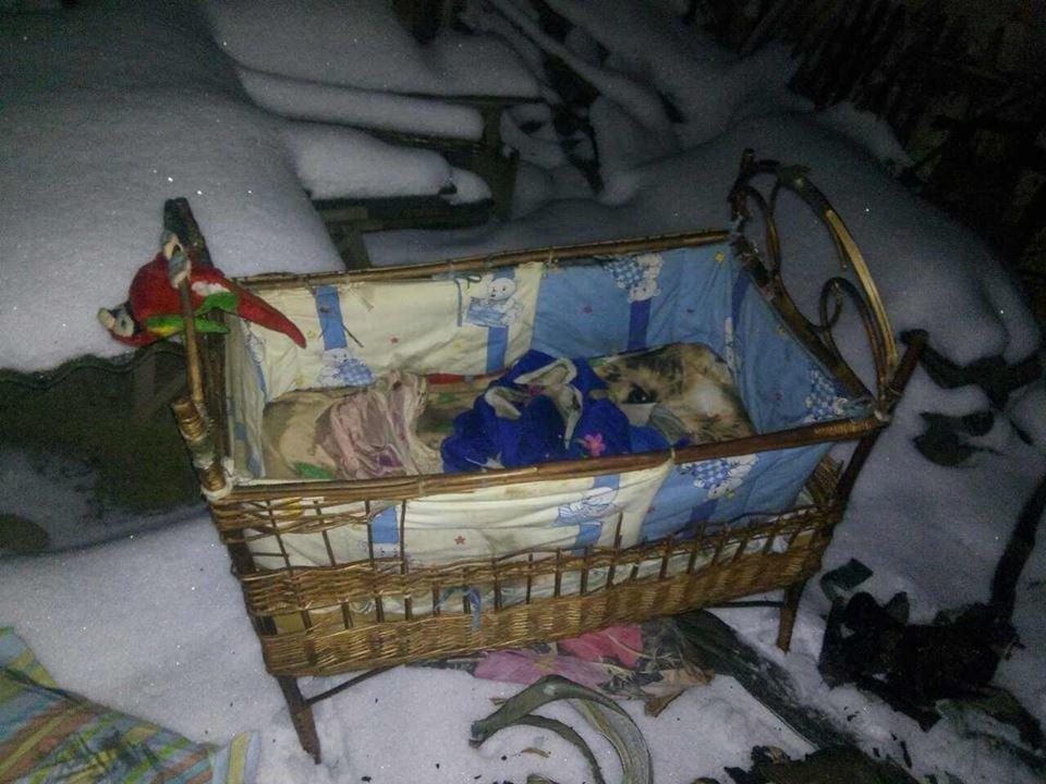 На Тернопільщині в пожежі загинуло немовля (ФОТО), фото-4