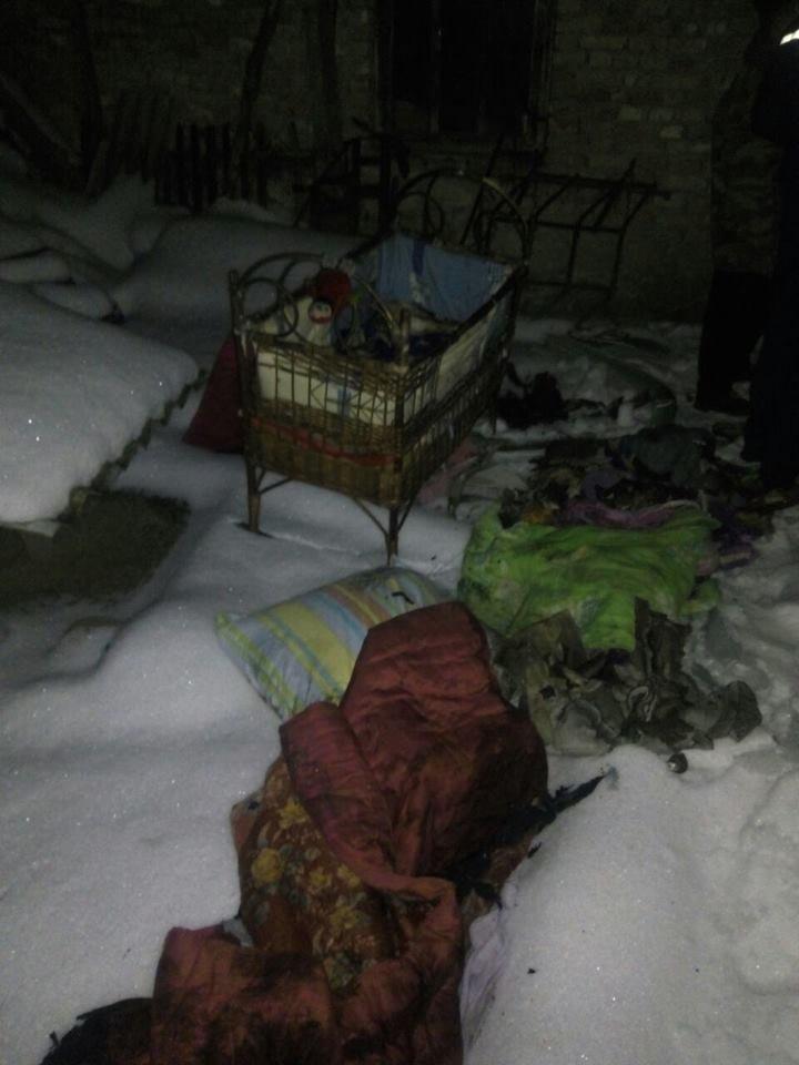 На Тернопільщині в пожежі загинуло немовля (ФОТО), фото-2