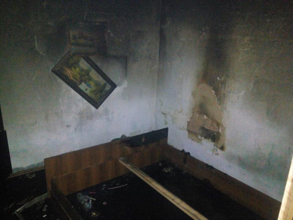 На Тернопільщині в пожежі загинуло немовля (ФОТО), фото-1