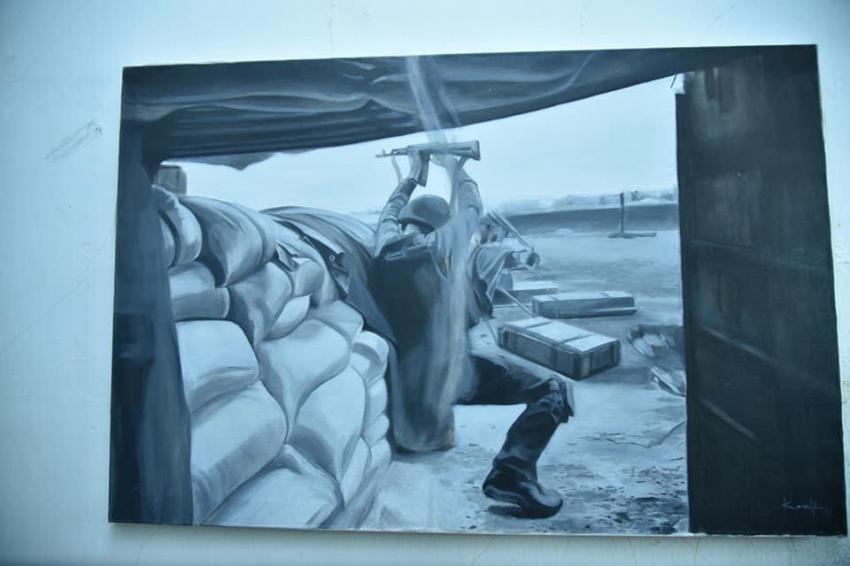 Зворушливий проект про оборону Донецького аеропорту презентували на Тернопільщині (ФОТО), фото-11