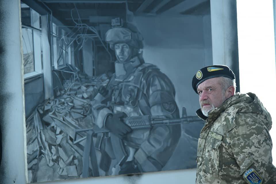 Зворушливий проект про оборону Донецького аеропорту презентували на Тернопільщині (ФОТО), фото-13