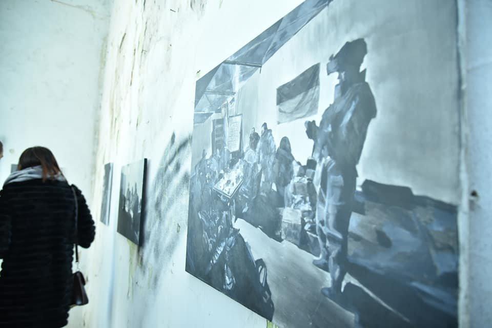 Зворушливий проект про оборону Донецького аеропорту презентували на Тернопільщині (ФОТО), фото-3