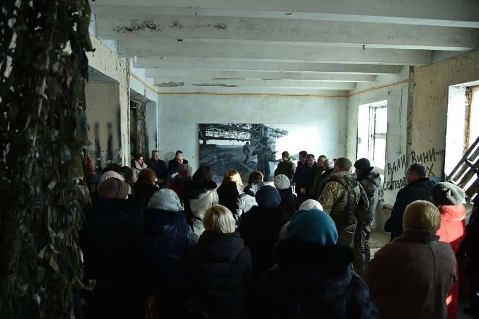 Зворушливий проект про оборону Донецького аеропорту презентували на Тернопільщині (ФОТО), фото-5