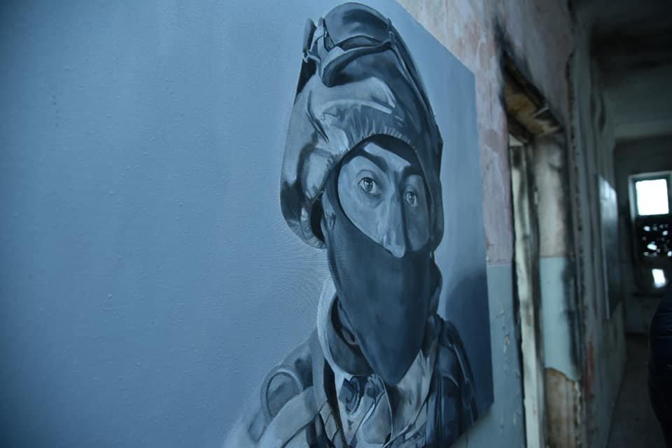 Зворушливий проект про оборону Донецького аеропорту презентували на Тернопільщині (ФОТО), фото-6