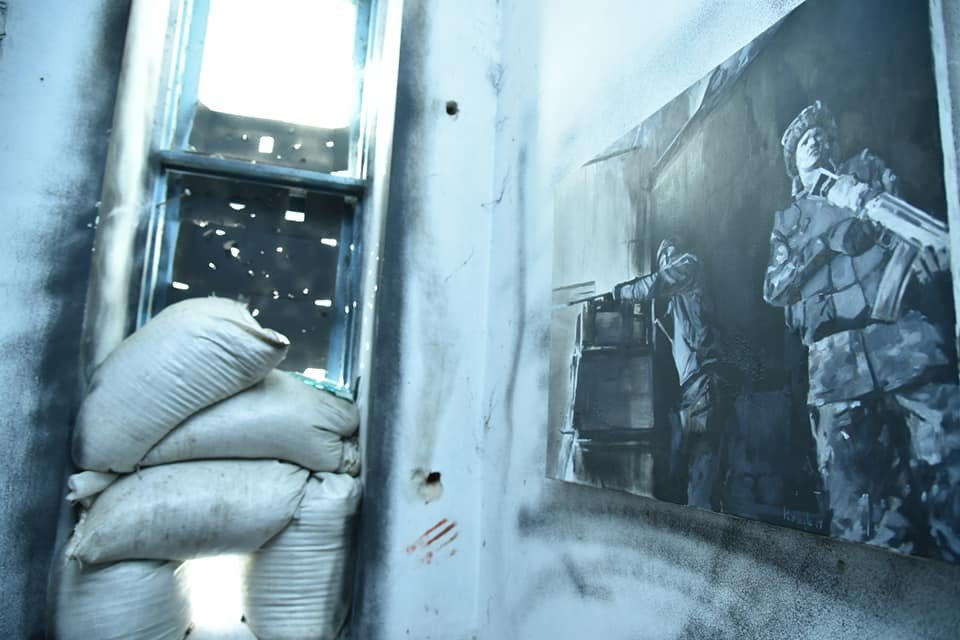 Зворушливий проект про оборону Донецького аеропорту презентували на Тернопільщині (ФОТО), фото-9