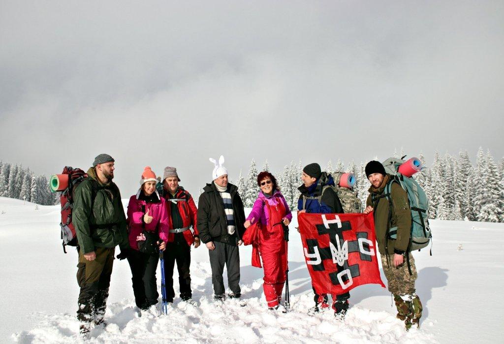 Тернополянка розповіла, як шукала в горах снігову людину (ФОТО), фото-7