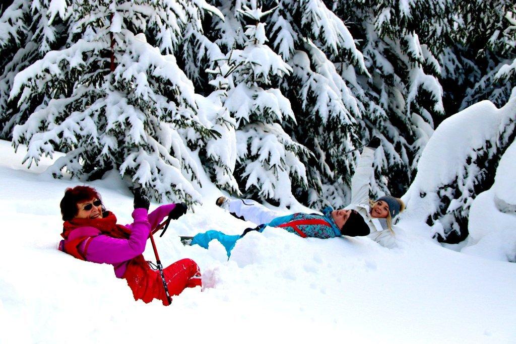 Тернополянка розповіла, як шукала в горах снігову людину (ФОТО), фото-6