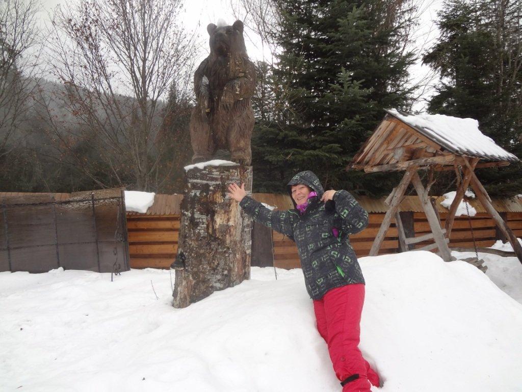 Тернополянка розповіла, як шукала в горах снігову людину (ФОТО), фото-3