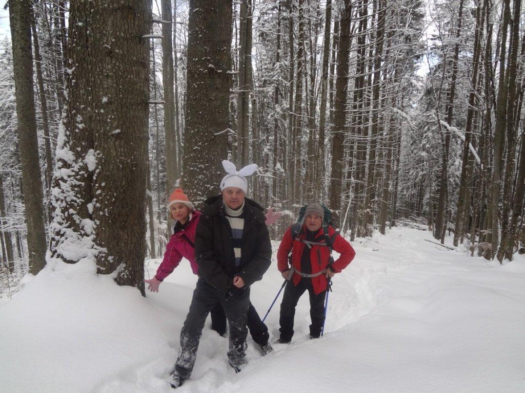 Тернополянка розповіла, як шукала в горах снігову людину (ФОТО), фото-2