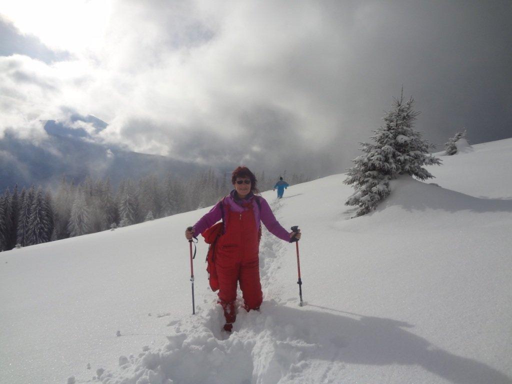 Тернополянка розповіла, як шукала в горах снігову людину (ФОТО), фото-1