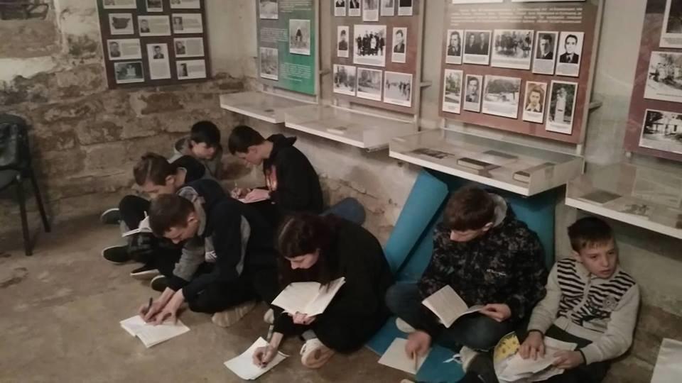 Щоб провести ніч в камері слідчого ізолятора КДБ, до Тернополя приїхала молодь з кількох міст (ФОТО), фото-1