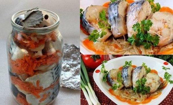 Як приготувати скумбрію, запечену в банці – це дуже смачно: без перебільшення, страва, яка підкорить всіх , фото-1