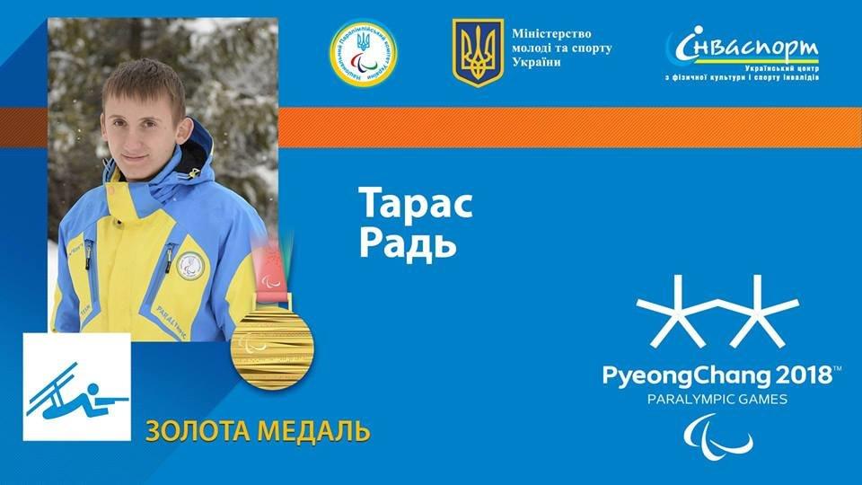 """""""Золотий"""" спортсмен Тернопільщини отримає чималу президентську стипендію, фото-1"""
