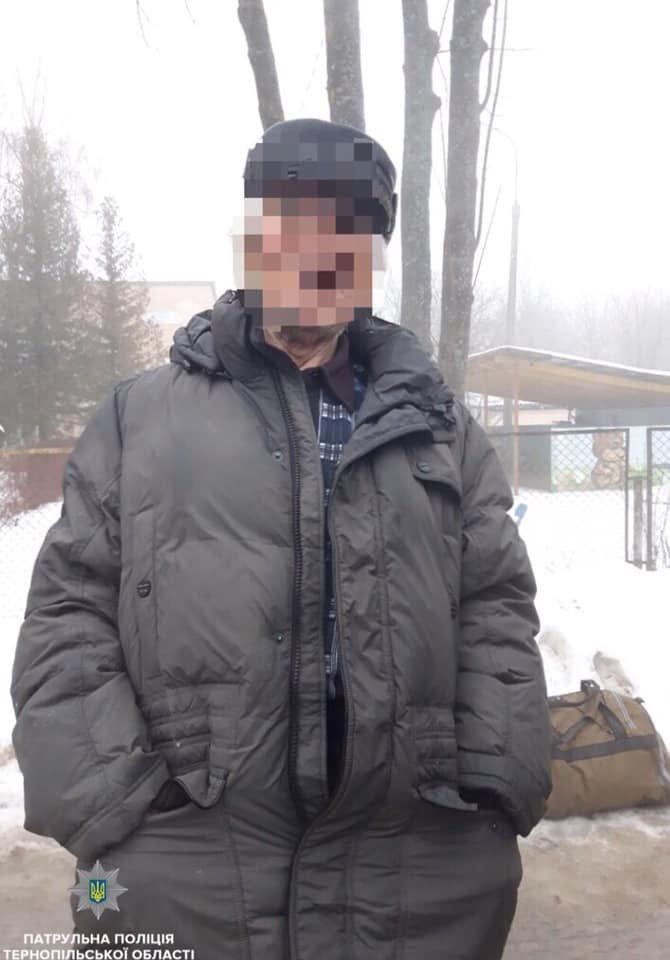 В Тернополі знайшли пенсіонера, якого шукали по всій області (Фото), фото-1