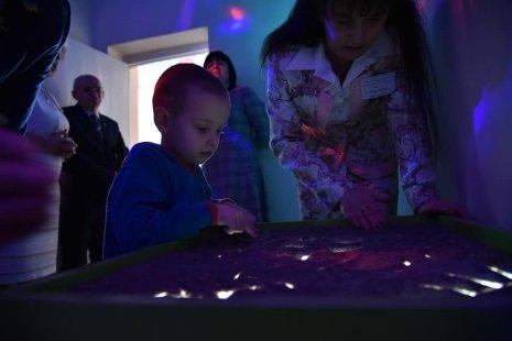 На Тернопільщині відкрили інклюзивно-ресурсний центр для сотні дітей (Фото), фото-1