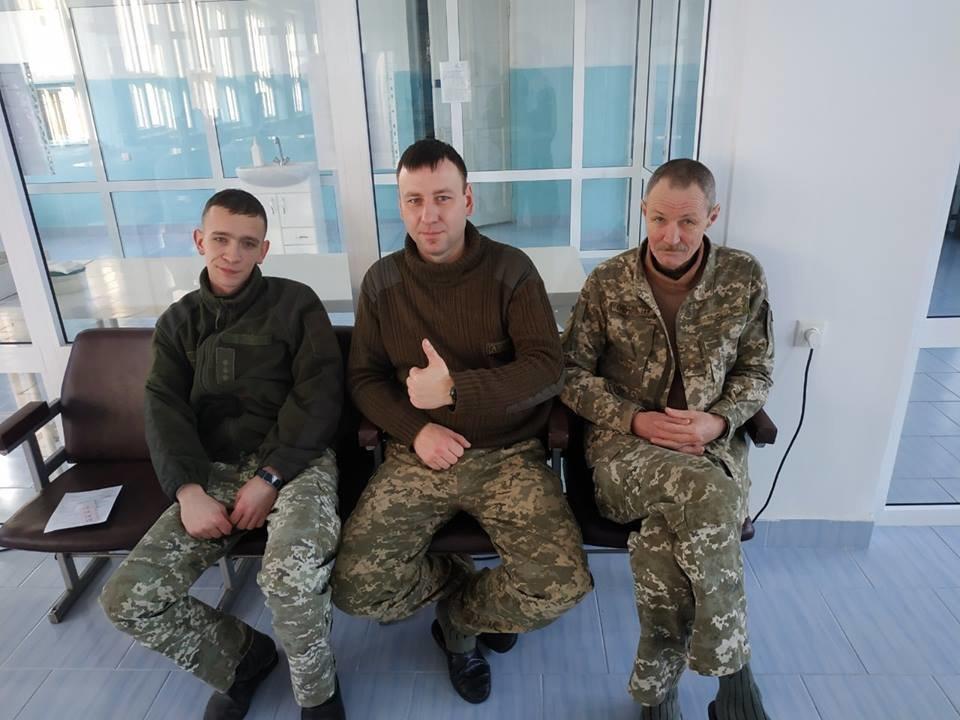 Тернопільські артилеристи долучилися до допомоги недоношеній дівчинці (ФОТО), фото-1