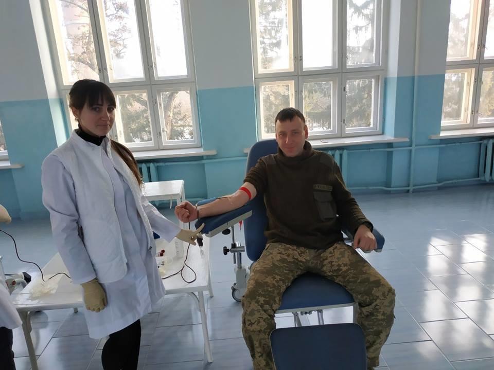 Тернопільські артилеристи долучилися до допомоги недоношеній дівчинці (ФОТО), фото-2