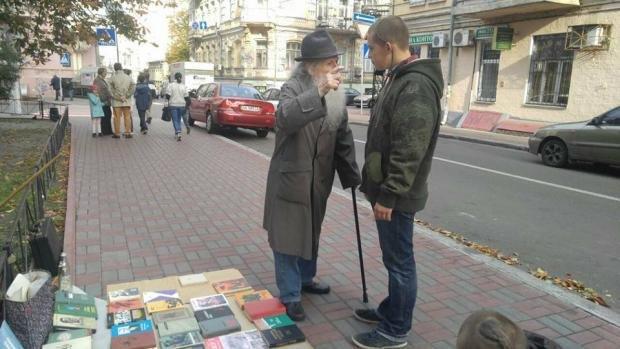 Мережу вразила історія 91-річного патріота України, який допомагає бійцям АТО (ФОТО), фото-2