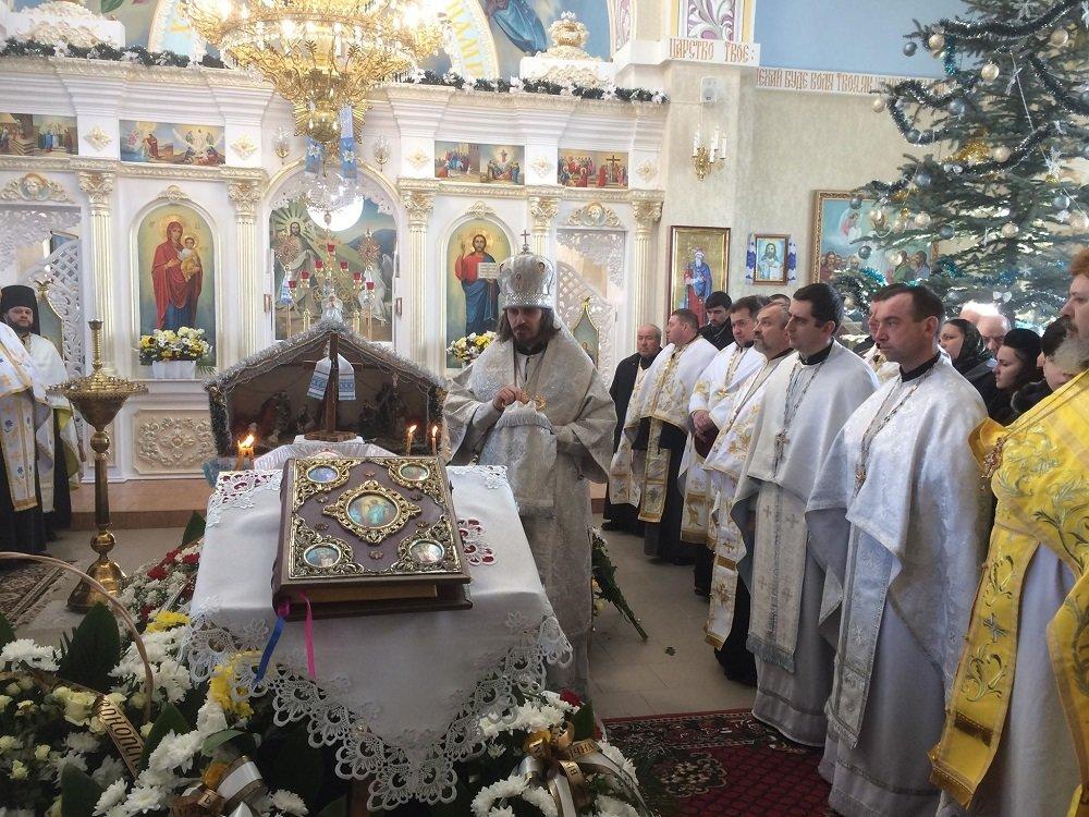 Біля Тернополя поховали архієпископа Іова (ФОТО), фото-6