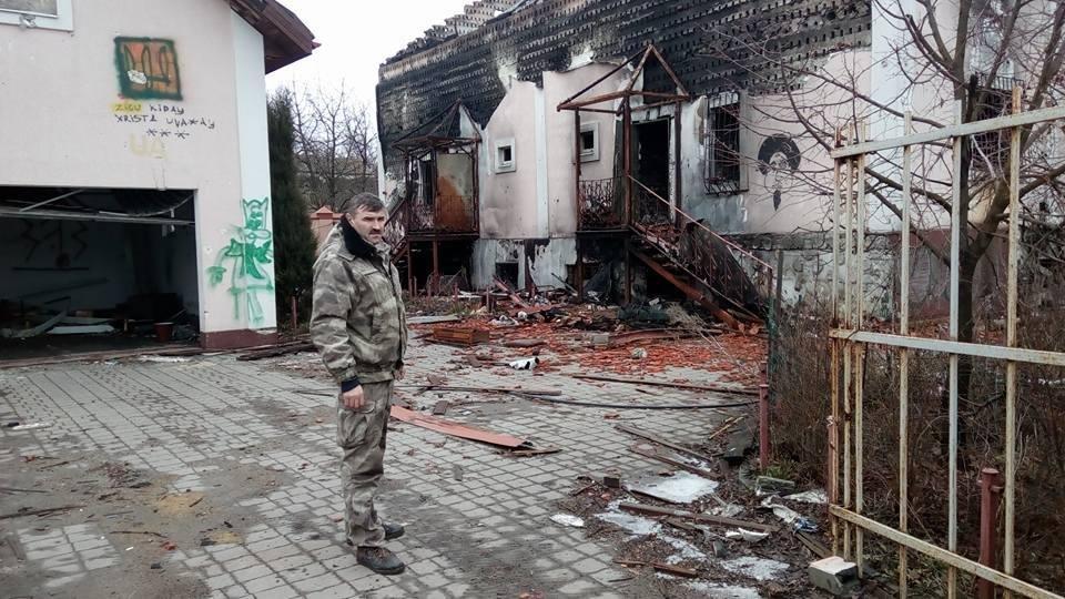 Тернополянин показав наслідки війни на Сході, фотопідбірка протистояння відверто жахає (ФОТОРЕПОРТАЖ), фото-17