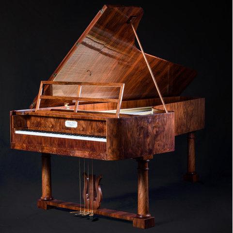 На Тернопільщині виявили фортепіано, яке є копією інструмента Шопена (ФОТО), фото-1