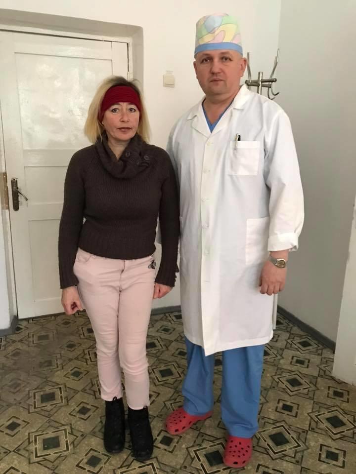 На Тернопільщині чоловік відрізав своїй сусідці ногу, фото-1