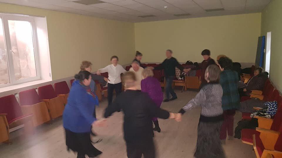У Тернополі для пенсіонерів влаштували дискотеку (ФОТО), фото-1