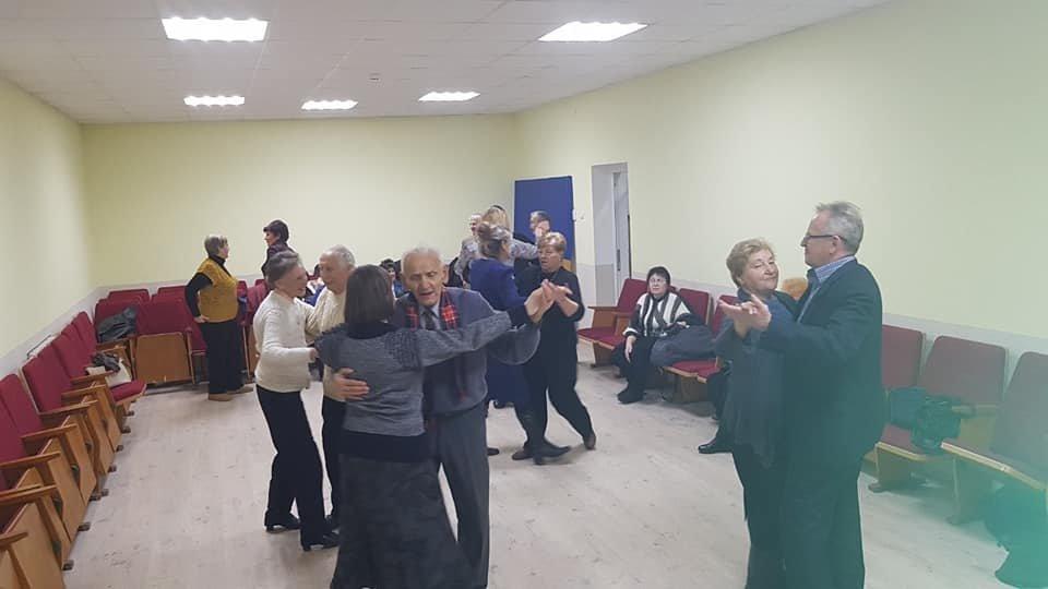 У Тернополі для пенсіонерів влаштували дискотеку (ФОТО), фото-4