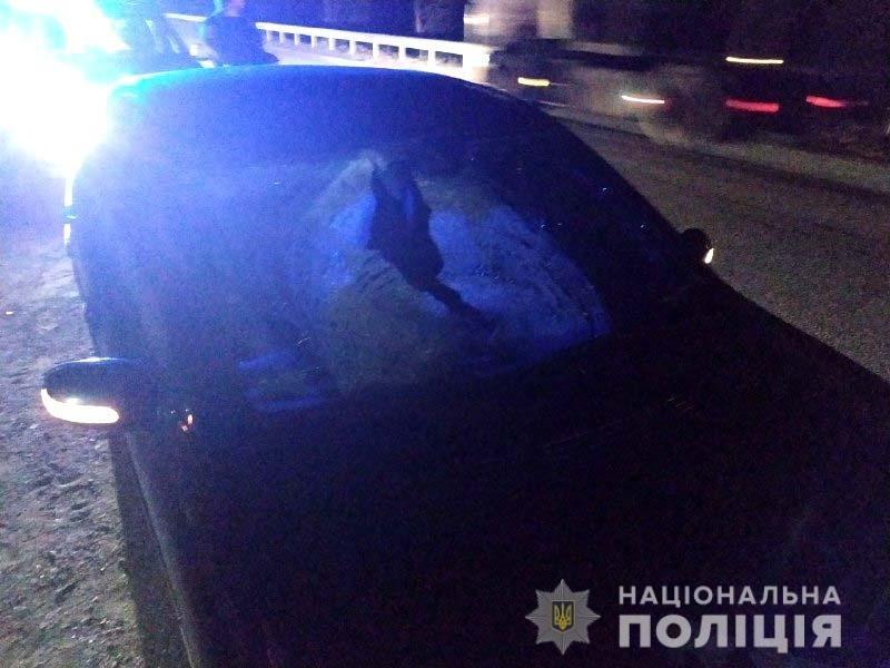 """На Рівненщині тернополянин за кермом авто """"Mercedes-Benz"""" на смерть збив людину (ФОТО), фото-1"""