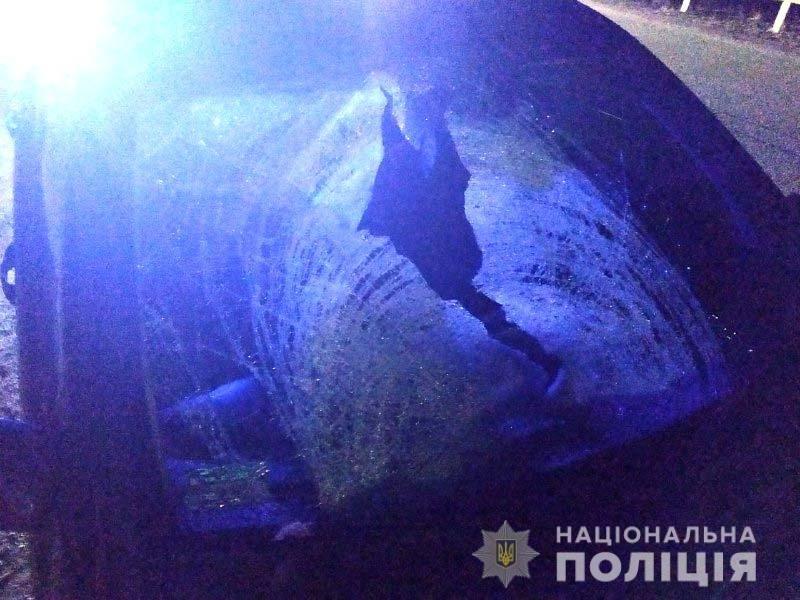 """На Рівненщині тернополянин за кермом авто """"Mercedes-Benz"""" на смерть збив людину (ФОТО), фото-2"""