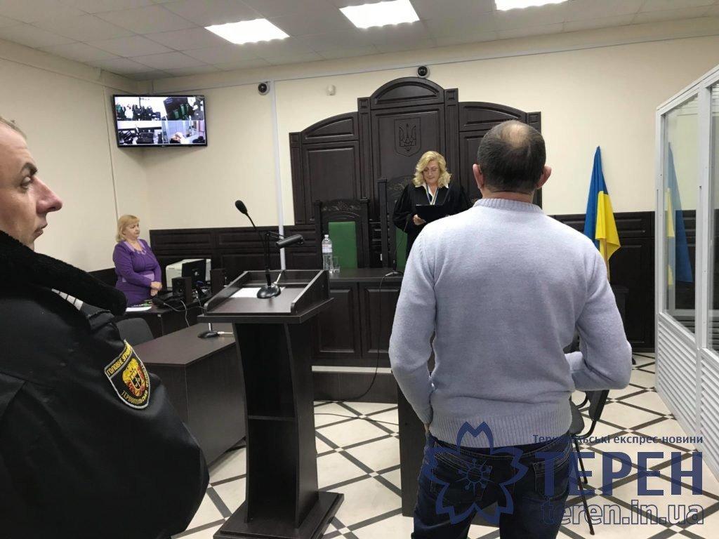 На Тернопільщині депутат отримав термін за побиття поліцейського (ФОТО), фото-1