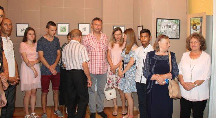 Студентка з Тернопільщини стала відомою художницею в Португалії (ФОТО), фото-1
