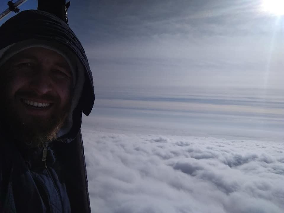 Вище неба: тернополянин показав фото з повітряної кулі (Фото), фото-1