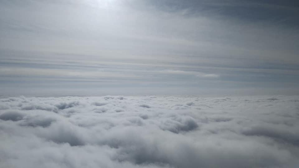 Вище неба: тернополянин показав фото з повітряної кулі (Фото), фото-3
