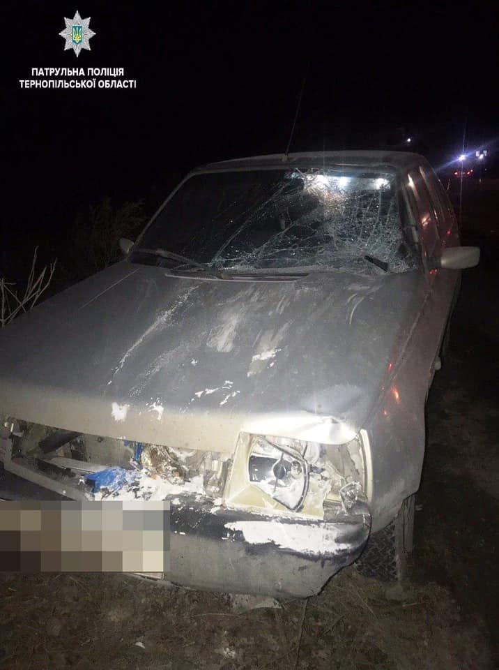 Жахлива ДТП на Тернопільщині: на міжнародній трасі загинула жінка (ФОТО), фото-1