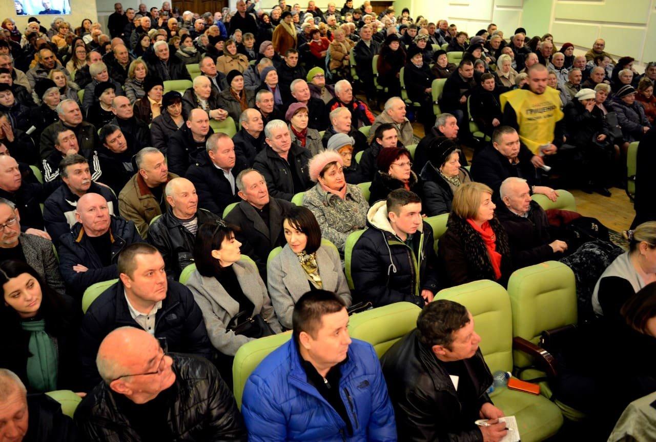Анатолій Гриценко: «На відкритих дебатах кандидати на посаду президента повинні показати свою команду та чесно відповісти на запитання гром..., фото-8