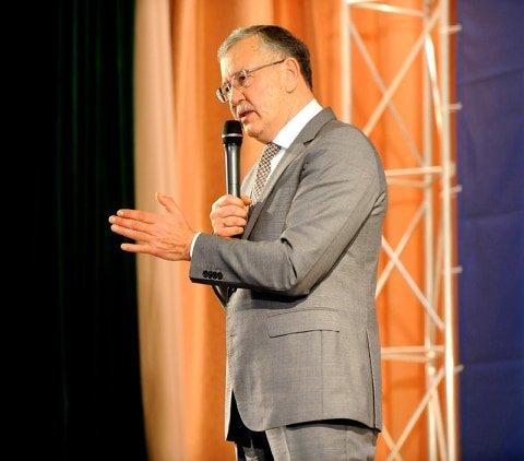 Анатолій Гриценко: «На відкритих дебатах кандидати на посаду президента повинні показати свою команду та чесно відповісти на запитання гро..., фото-14