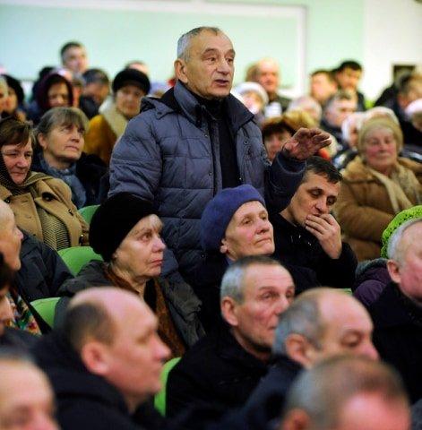Анатолій Гриценко: «На відкритих дебатах кандидати на посаду президента повинні показати свою команду та чесно відповісти на запитання гро..., фото-10