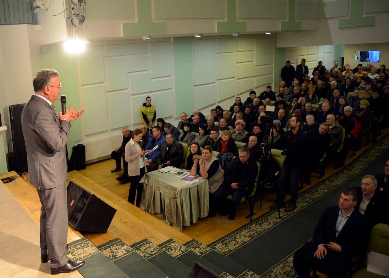 Анатолій Гриценко: «На відкритих дебатах кандидати на посаду президента повинні показати свою команду та чесно відповісти на запитання гро..., фото-13