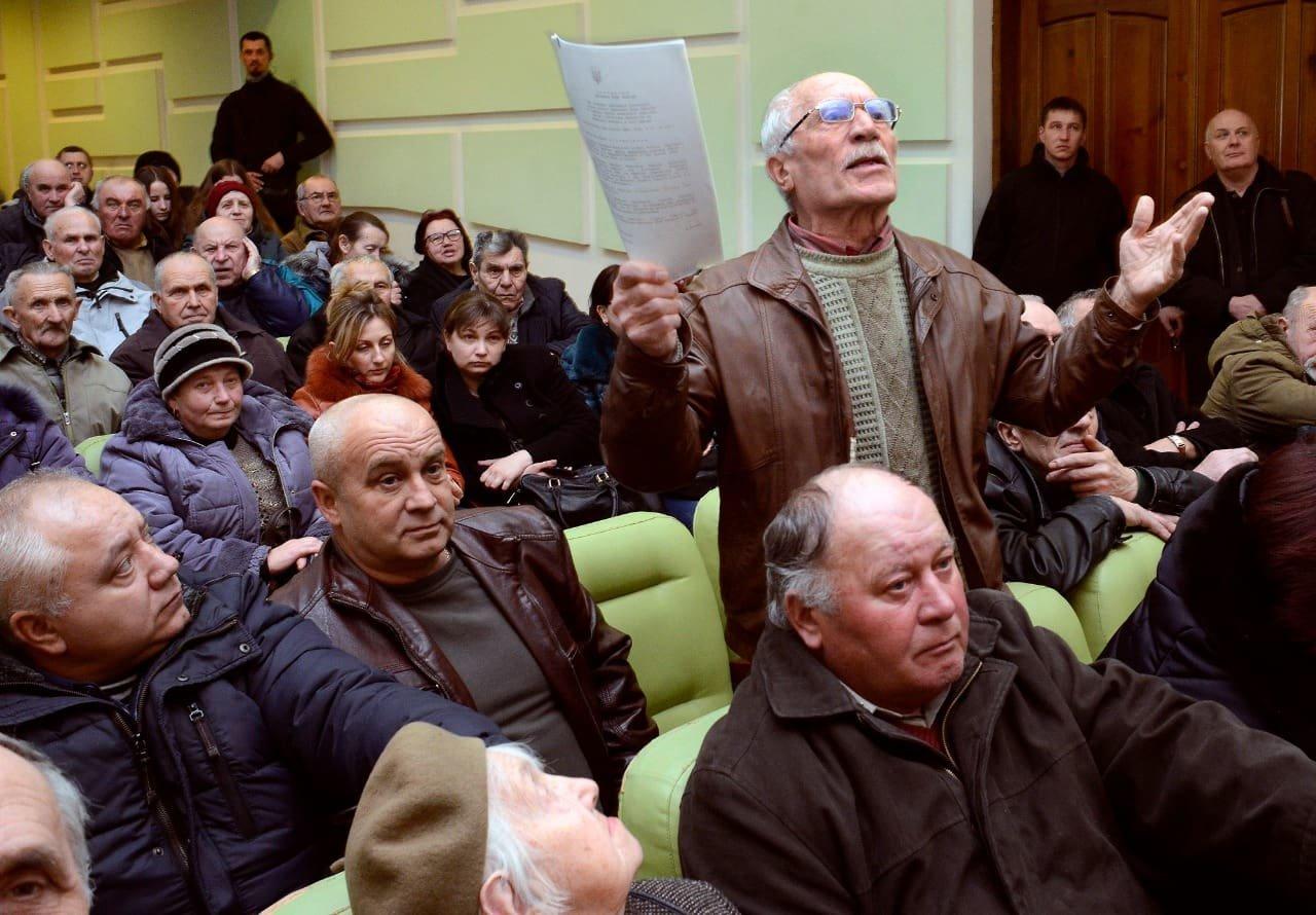 Анатолій Гриценко: «На відкритих дебатах кандидати на посаду президента повинні показати свою команду та чесно відповісти на запитання гро..., фото-15