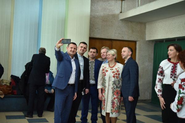 """У Тернополі прихильники Петра Порошенка зібралися на """"Форумі Єдності"""" (Фото, відео), фото-3"""
