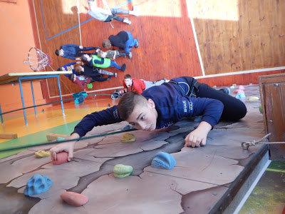 У Тернополі відбулися змагання зі скелелазіння серед школярів (фото), фото-2