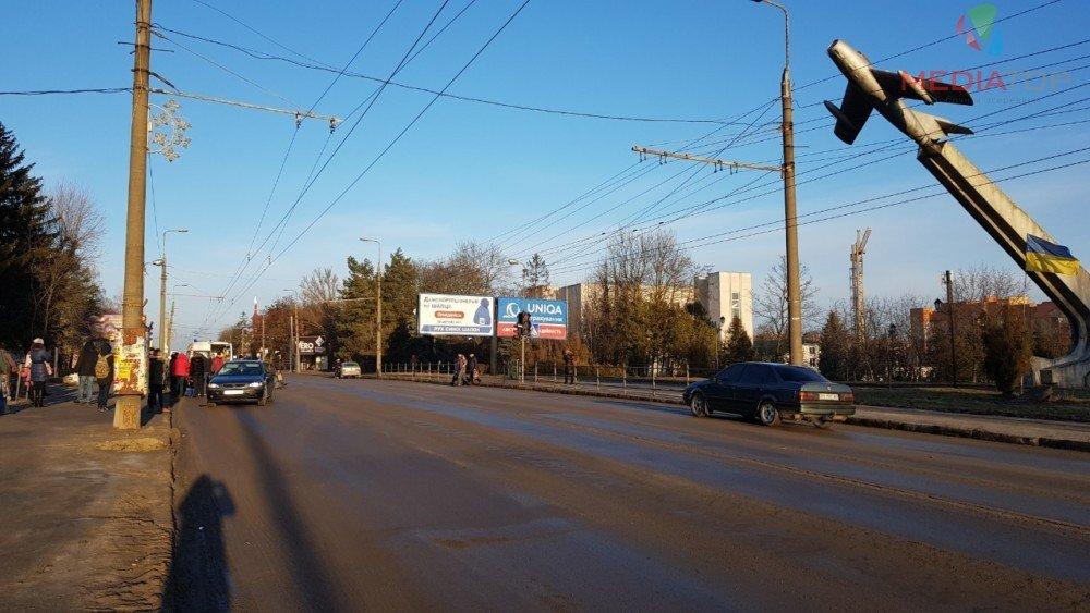 На пішохідному переході у Тернополі збили батька і сина (ФОТО), фото-1