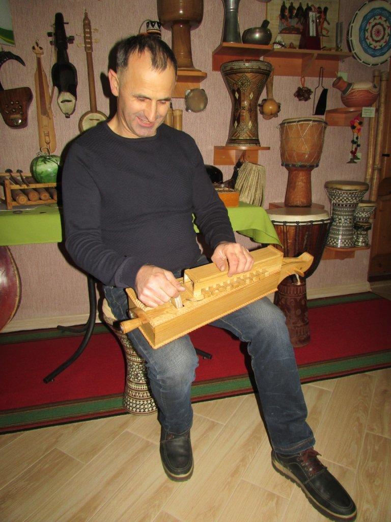 У колекції тернополянина є музичний інструмент з Австралії, вік якого 1000 років (ФОТО), фото-5