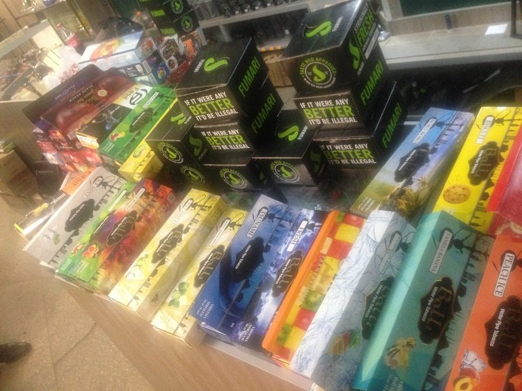 У Тернополі продавали нелегальний тютюн для кальянів загальною вагою у 50 кг (ФОТО), фото-3